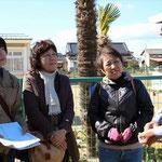 地元のために協力してくれている仙台のグリーンアドバイザーたち