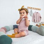 Strick- Babykleidung Eri-Seide LÄSSIG-Fashion