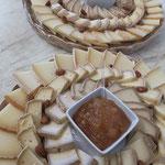 Plateaux de fromages fermiers de Bigorre