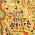 ダーラナはもちろん民族衣装と夏至祭!