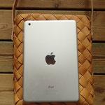 iPad miniがすっぽり収まります