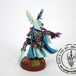 eldar farseer painted