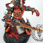 eldar avatar of khaine conversion head