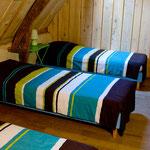 Gîte 3 Ty-Glaz - Clos de Trévannec - mini dortoir - Pont L'Abbé - Finistère