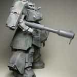 プラ版やSWのキット等から増加装甲を。
