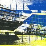 Dockland upside down mit gelbem Dom