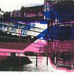 Dockland upside down - Alster - Michel