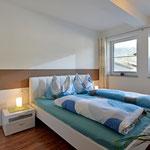 Doppelzimmer in der Fewo Horberg - Apart Rauch