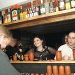 An der Bar sind alle gleich