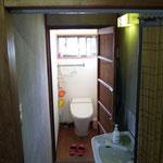 マリーナフレンズ ウォシュレット式水洗トイレ