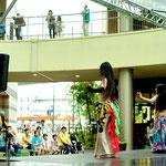 【木の葉モール橋本 JEUJIA】Drum solo reika,Rira9