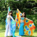 【菖蒲祭り】Masako,Sanae