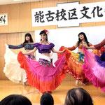 【能古島文化祭】岩田屋クラス,木の葉クラス,天神クラス,Temptation,2