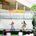 【木の葉モール橋本 JEUJIA】Drum solo reika,Rira4