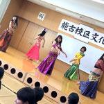 【能古島文化祭】天神クラス,木の葉クラス,岩田屋クラス,恋のフーガ,2