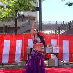 【高宮祭り】 reika soft baladi 1