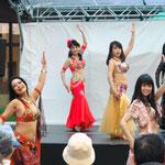 【どんたく(木の葉モール)】福岡ベリーダンスクラブScheherazade(シェヘラザード)3