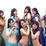 【西祭!】福岡ベリーダンスクラブScheherazade(シェヘラザード),3