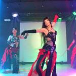 【Scheherazade Hafla】Riraクラス Tango Oriental 3