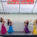 【葉っぴー木の葉フェスティバル】天神水曜 Soft Baladi 2