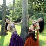 【菖蒲祭り】Mari,Rin