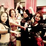 【Scheherazade Hafla】reika,Yuki,Yukari,Misato