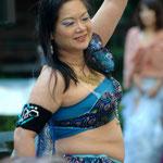 【どんたく(木の葉モール)】福岡ベリーダンスクラブScheherazade(シェヘラザード)2