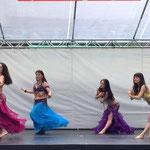 【葉っぴー木の葉フェスティバル】天神水曜 Soft Baladi 3