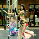 【木の葉モール橋本 JEUJIA】Drum solo reika,Rira8