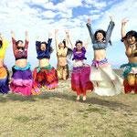 【能古島文化祭】福岡ベリーダンスクラブScheherazade(シェヘラザード),2