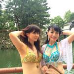 【リバフェス!inリバーウォーク】恋の季節 Masako,Jin1