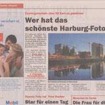 Das Schönste Foto Harburgs, Phönix-Center-Aktuell 06/2011