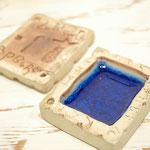 高橋洋子作品 陶箱 4,500円