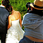 Platz 7: the wedding shooting                                316 Clicks