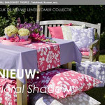 Outdoor concept  Summer 2010  - dessin Floral Shadow