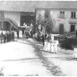 Maison N°7, N°8 et N°9 (6, 4 et 2 rue des Tilleuls)
