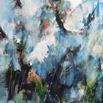 Aquarell-Malerei