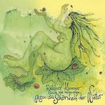 FrauenZauber-Grusskarte-Schönheit der Natur