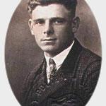 Anton Streyczek in jungen Jahren