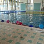 おとぎ館スイミングスクール プール内