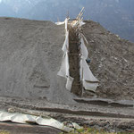 16.03.2013 Separazione tra la discarica reattore e la discarica rifiuti