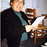 Gründerin Madre Isabel Galarza