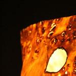 Zylinderleuchte Pappel Maser markant