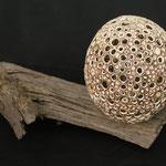 Bambus Kugelleuchte