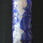 Glasscherben Zylinderleuchte