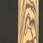 Stehleuchte 1900 Ebenholz - schwarz/ weiß