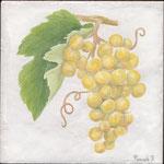 Raisins créés pour une cuisine-Atelier Pascale B.-Pascale stella Brigand