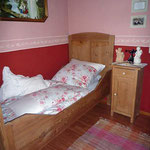 Ferienwohnung am See: Schlafzimmer