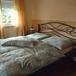 Ferienhaus Seehäusl: Schlafzimmer