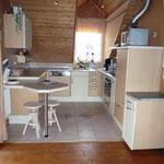 Ferienwohnung am See: Küche